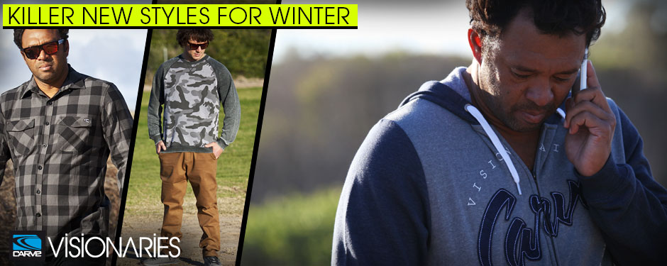 CARVE Winter Range Now Online