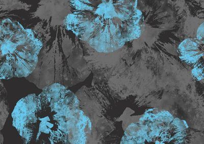 Floral-hybiscus-grunge-seamless