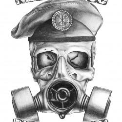 Skull-gas-mask-beret