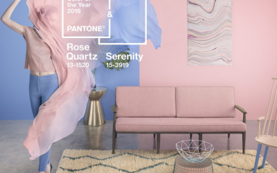 Pantone reveals 2016 Colour of the Year