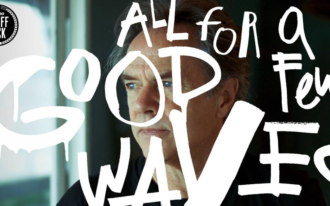 David Carson – A few good waves