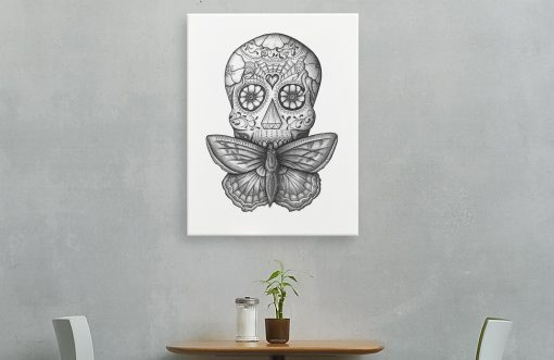 sugar-skull-butterfly-canvas-reality-design
