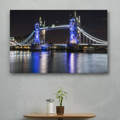 Photography-canvas-London-tower-bridge-reality-design