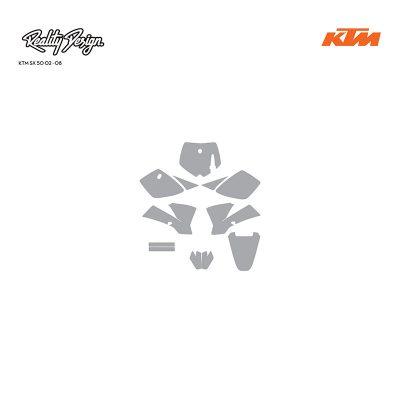 KTM SX 50 02-08