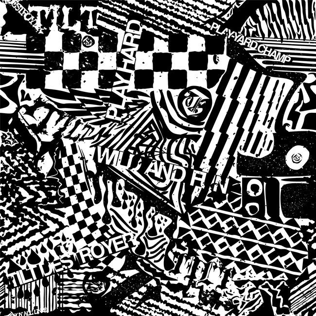Grungy-vector-pattern-seamless