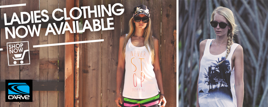 Carve ladies clothing