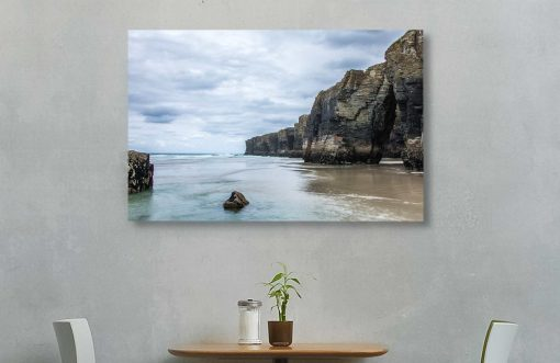 Cathedral-beach-Spain-photography-canvas-reality-design