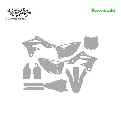 Kawasaki-KXF250-2013-2016 template