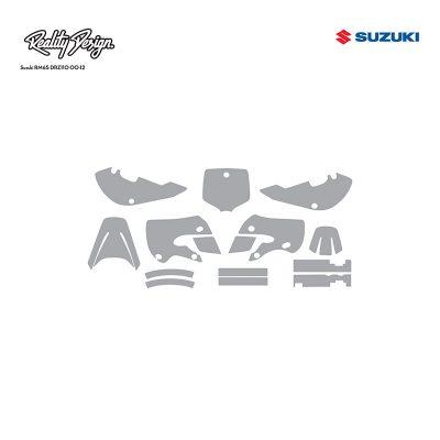 Suzuki RM65 DRZ110 00-12 template