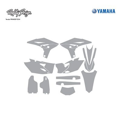 Yamaha WR450F 12-14
