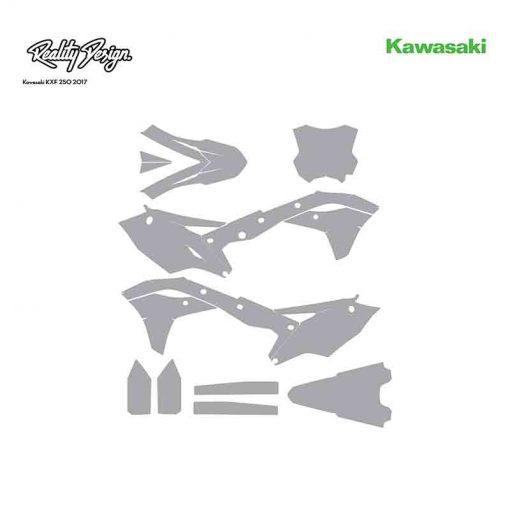 Kawasaki-KXF-250-2017 template