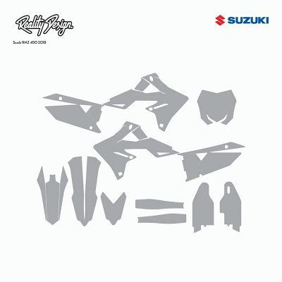Suzuki RMZ 450 2018