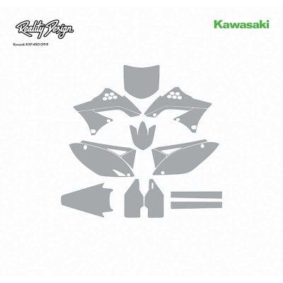 Kawasaki KXF450 09-11