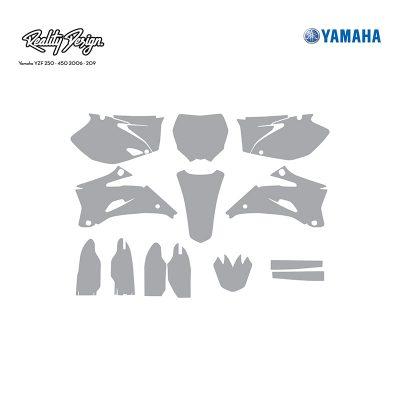 Yamaha-YZF250-450-2006-2009